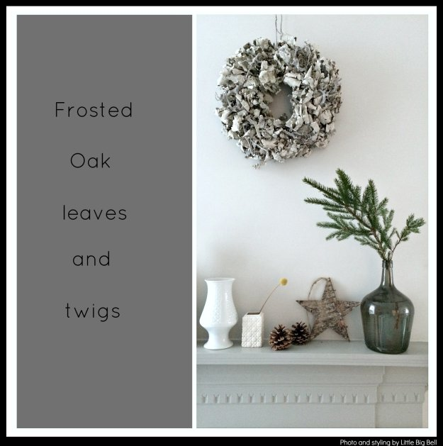 Frosted-oak-leaves-and-twigs-wreath-Little-Big-Bell