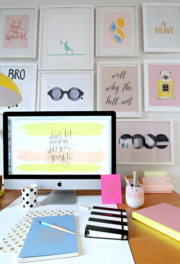 Colourful-workspace-Little-Big-Bell