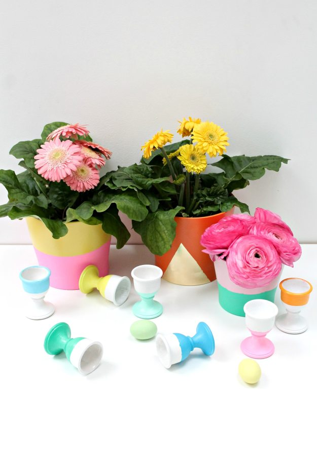 Colourful-flower-pots-DIY-Little-Big-Bell