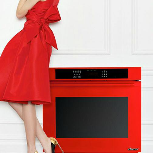 Dacor-colour-match-oven