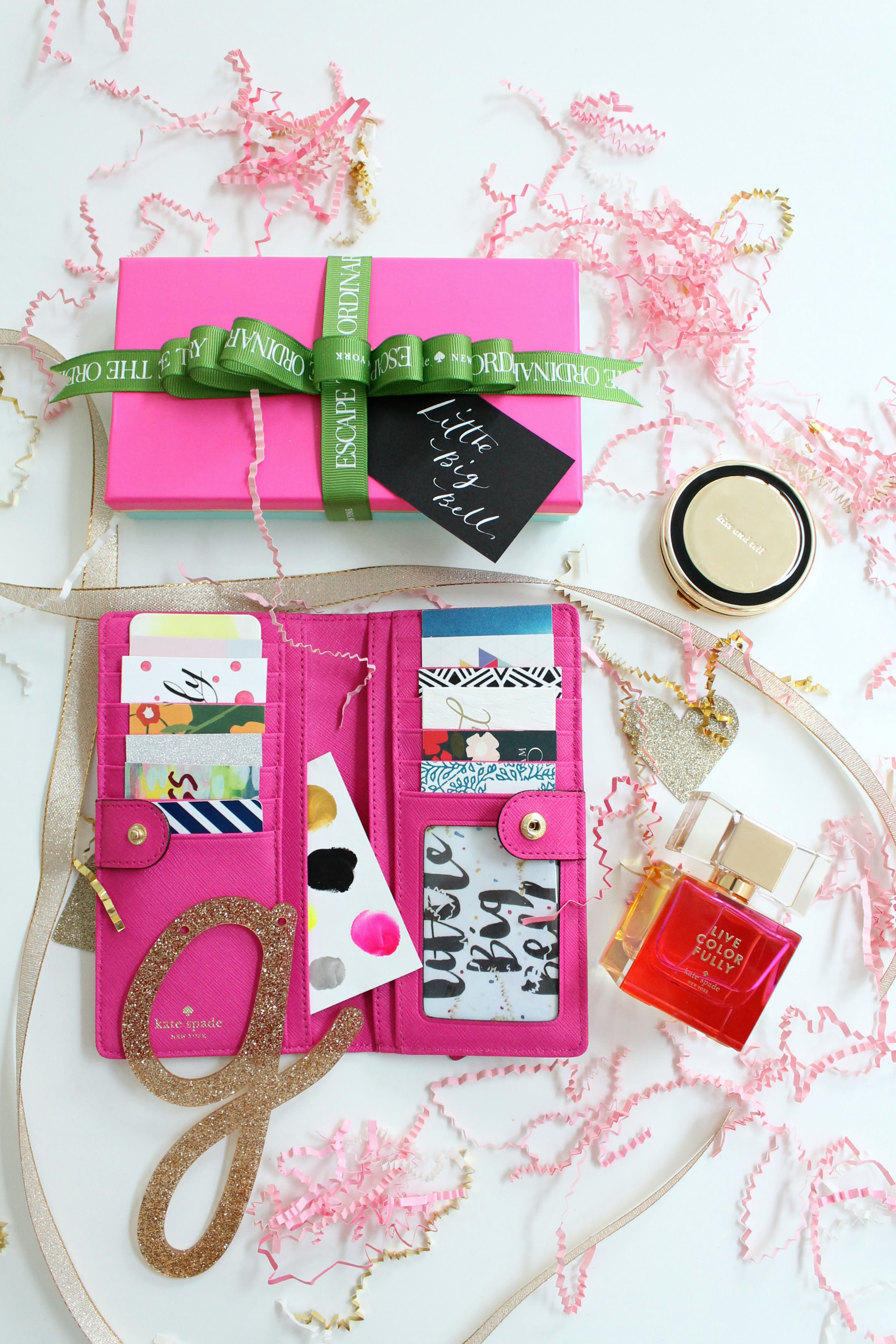 Hello u0026 Welcome & littleBIGBELL Kate Spade NY #Getgifted and a £200 voucher giveaway. -