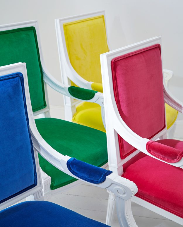 Colourful-velvet-chairs-from-the-French-bedroom-company-featured-on-Little-Big-Bell-blog