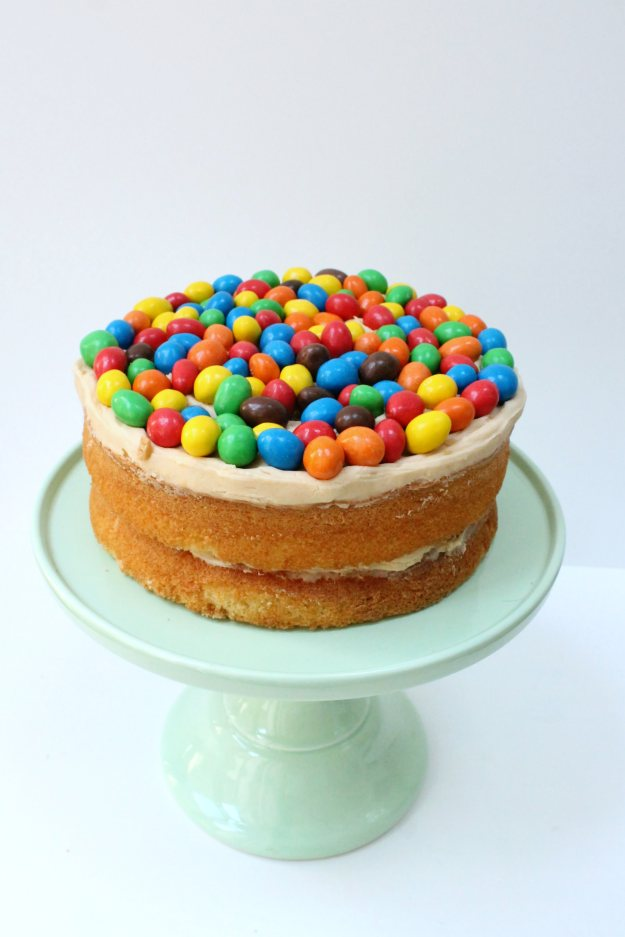 M&Ms-cake-photo-by-Little-Big-Bell
