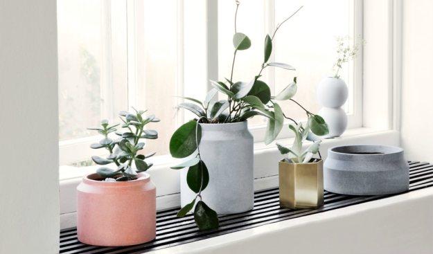 ferm-living-concrete-pots