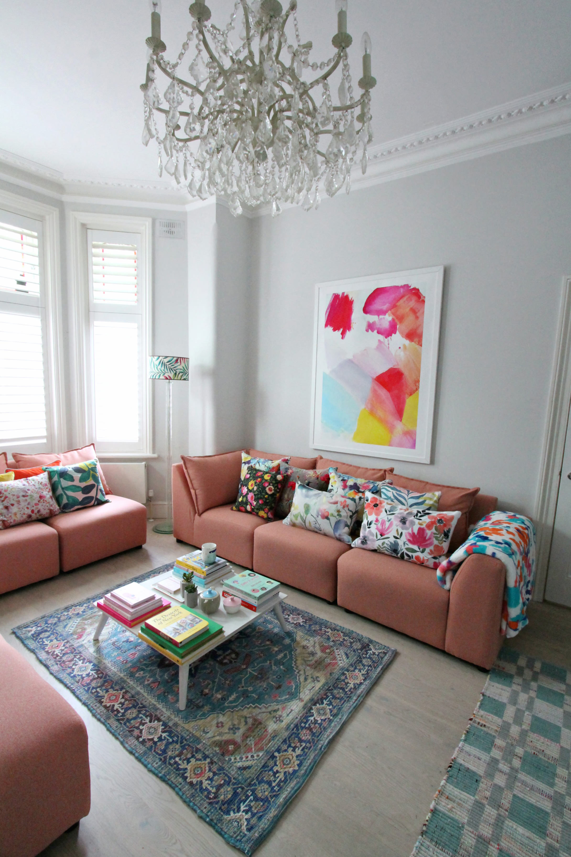 Littlebigbell My Top 10 Homesense Finds For A Floral Revamp Of My Living Room