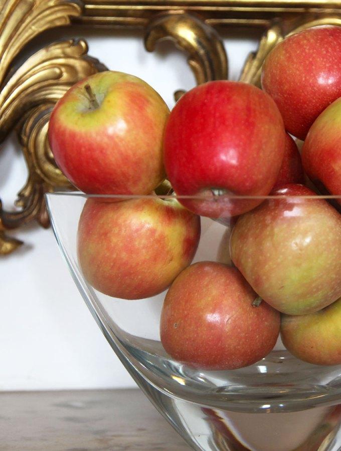 Apple & Vanilla Bean Purée