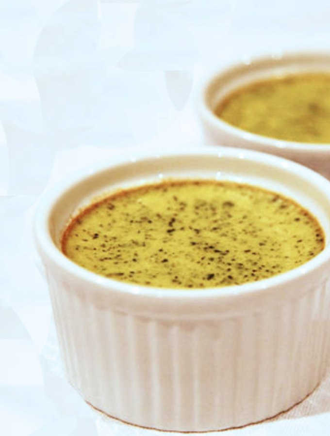 Zucchini Flan - easy and suitable for the whole family