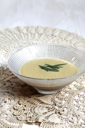 Chilled Fennel Soup