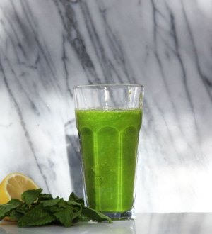 toddler friendly green smoothie