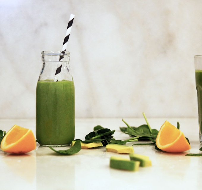 Delicious Green Smoothie – part 2