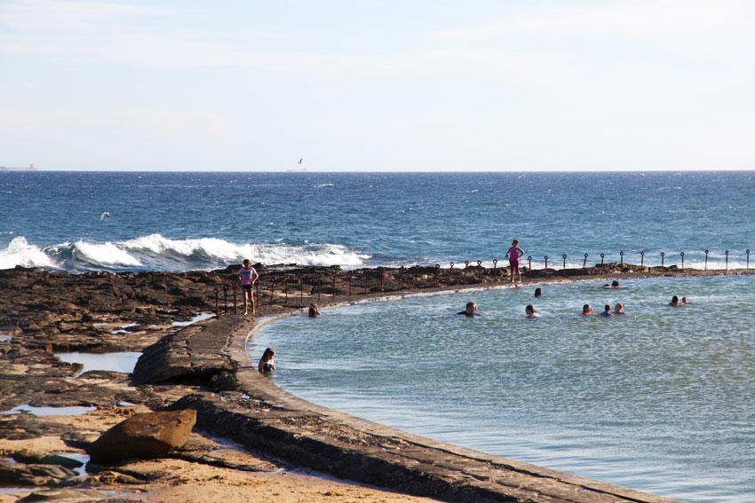 newcastle ocean baths