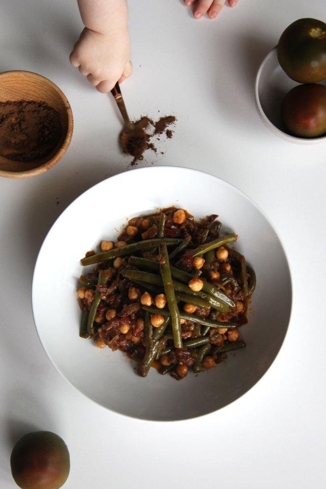lebanese beans