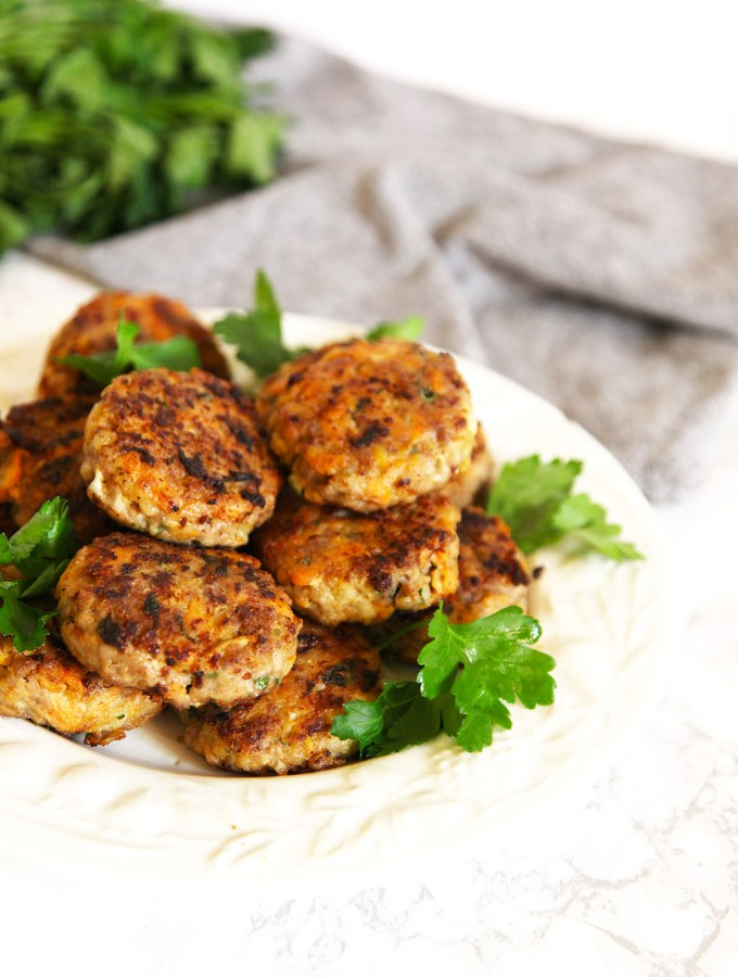 Mum's rissoles are a family favourite that are super easy to make
