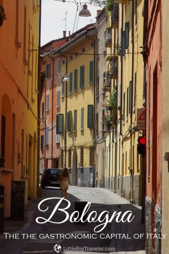 what to do and see in Bologna