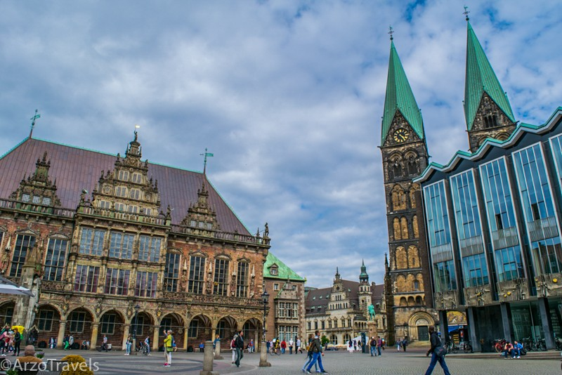 Bremen hidden gems in Europe