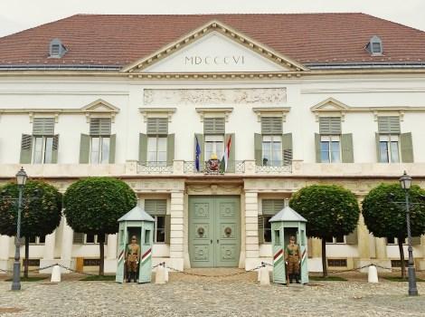 Royal Palace Budapest