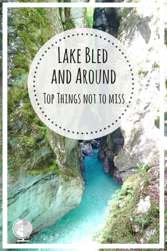 Top things not to miss around lake bled