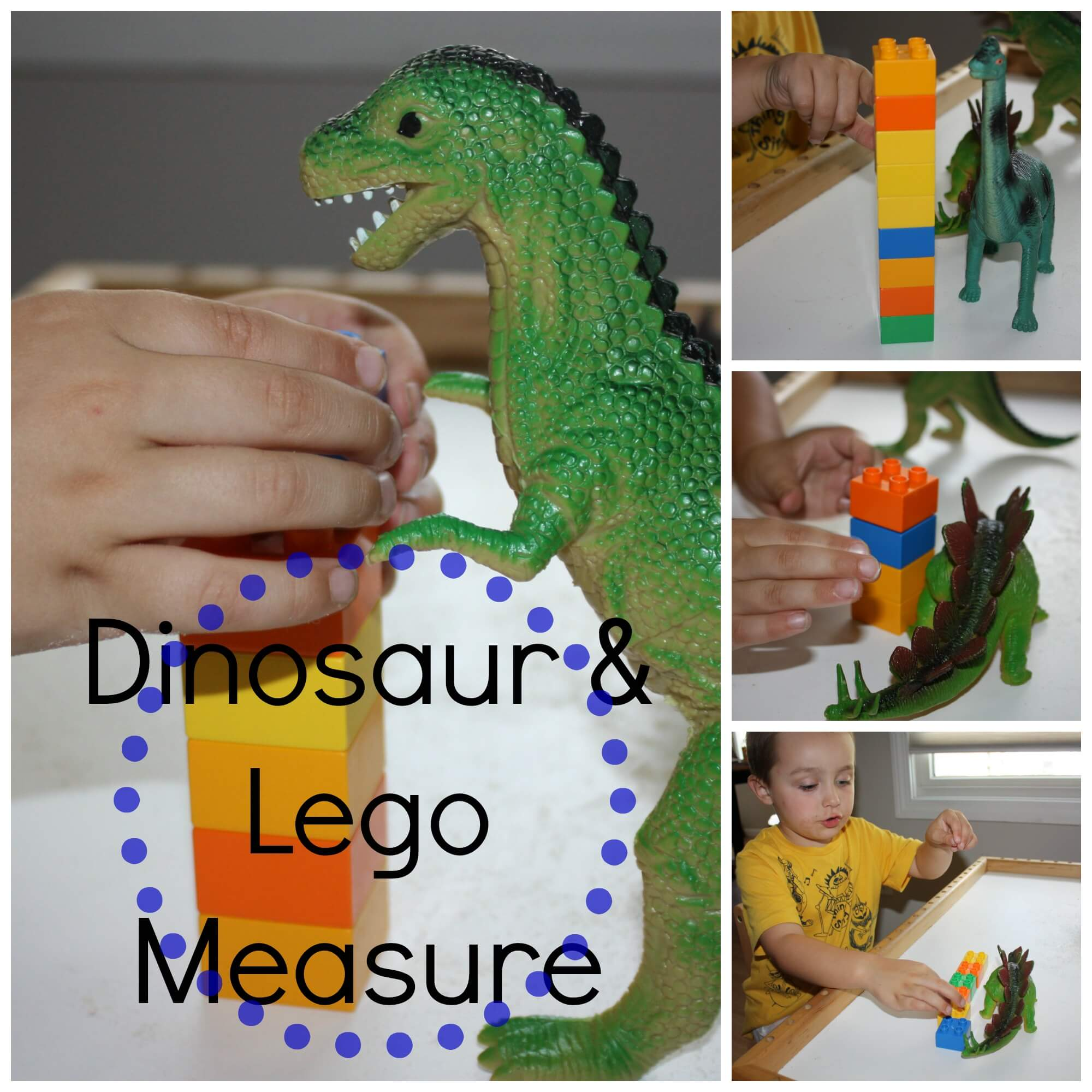 Preschool Math Measuring Activity Using Hands And Feet