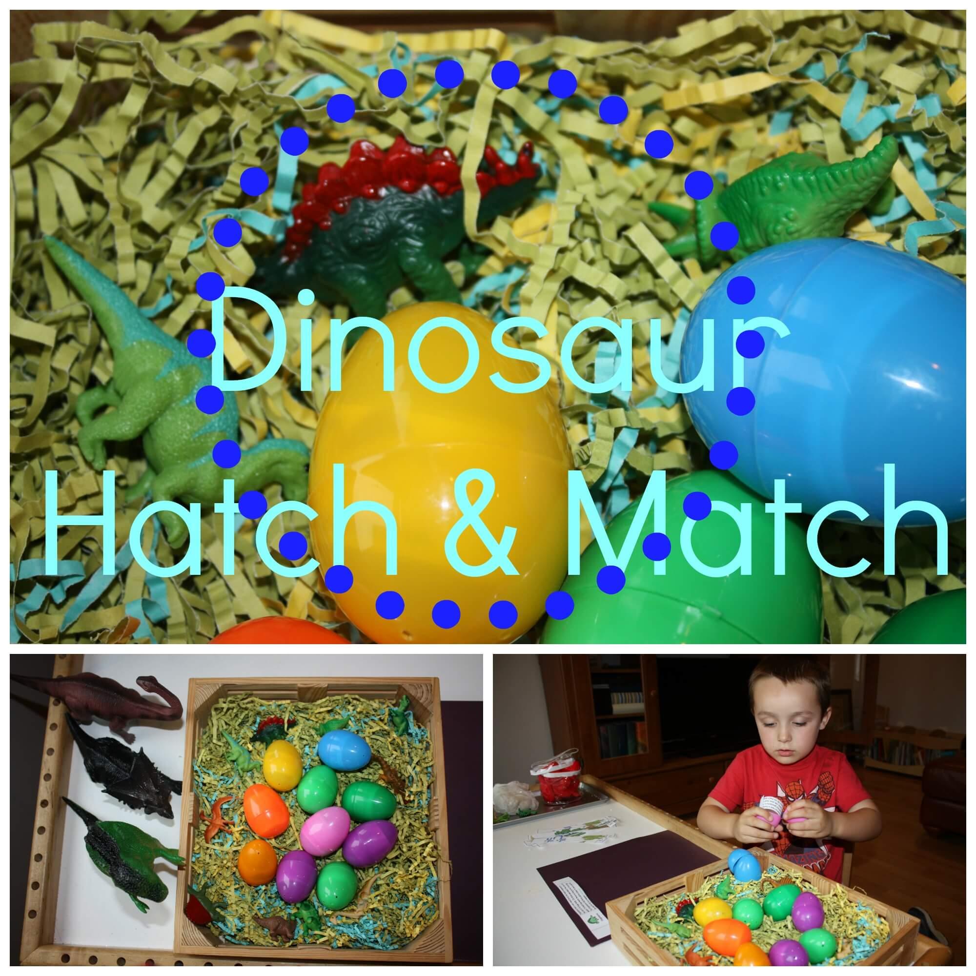 Preschool Dinosaur Activities Sensory Play Ideas