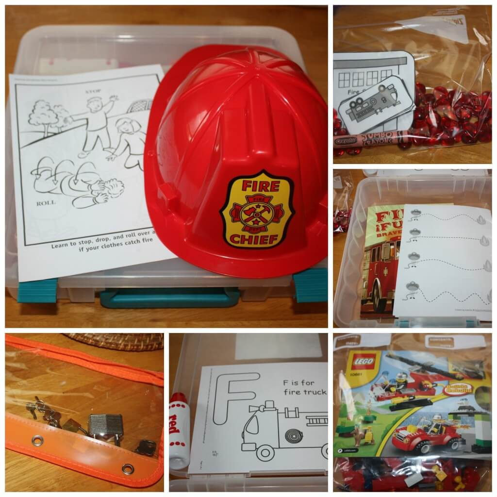 Fire Safety Play Activities And Fire Safety Learning Games