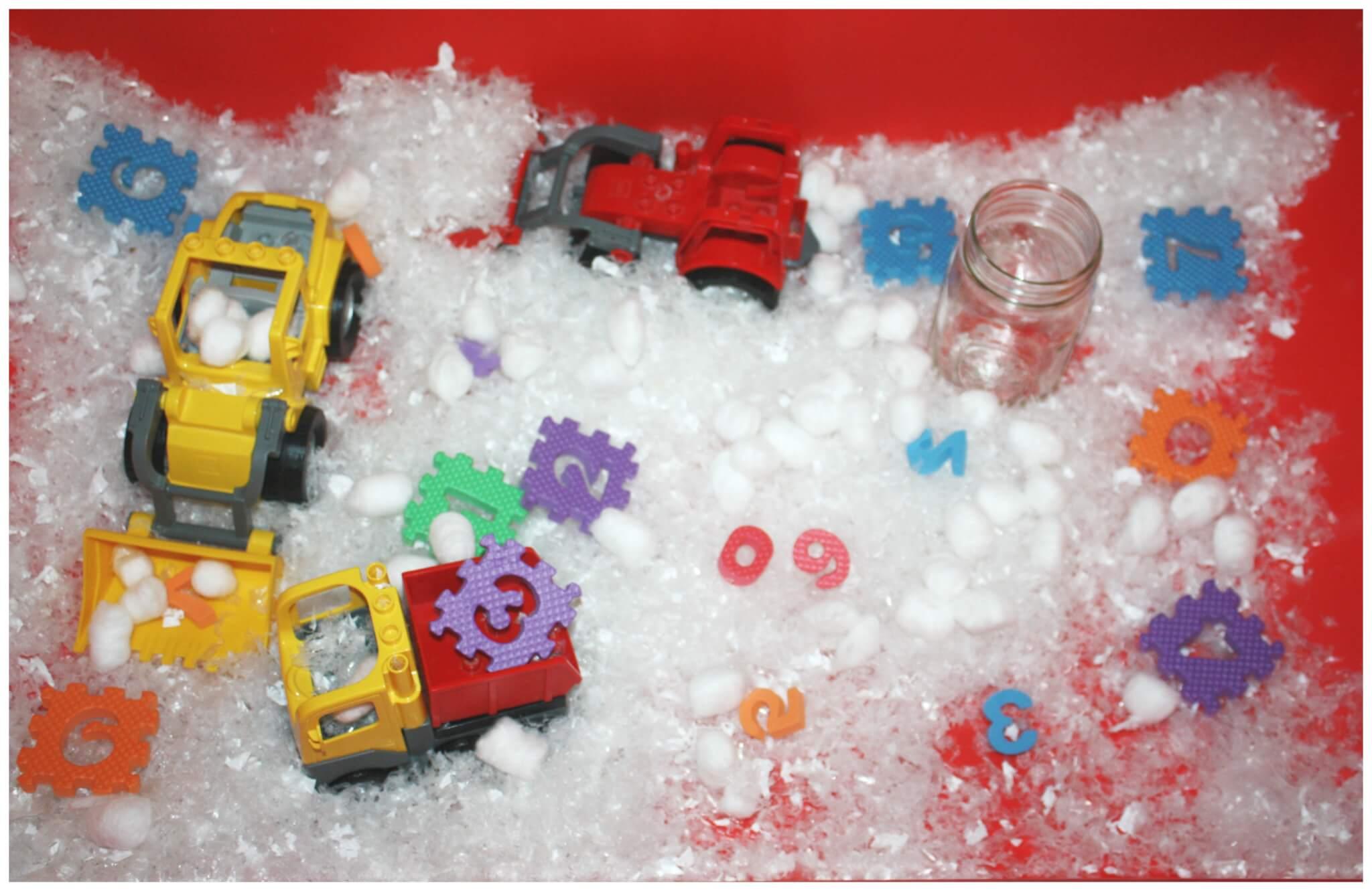 Early Learning Winter Preschool Activities
