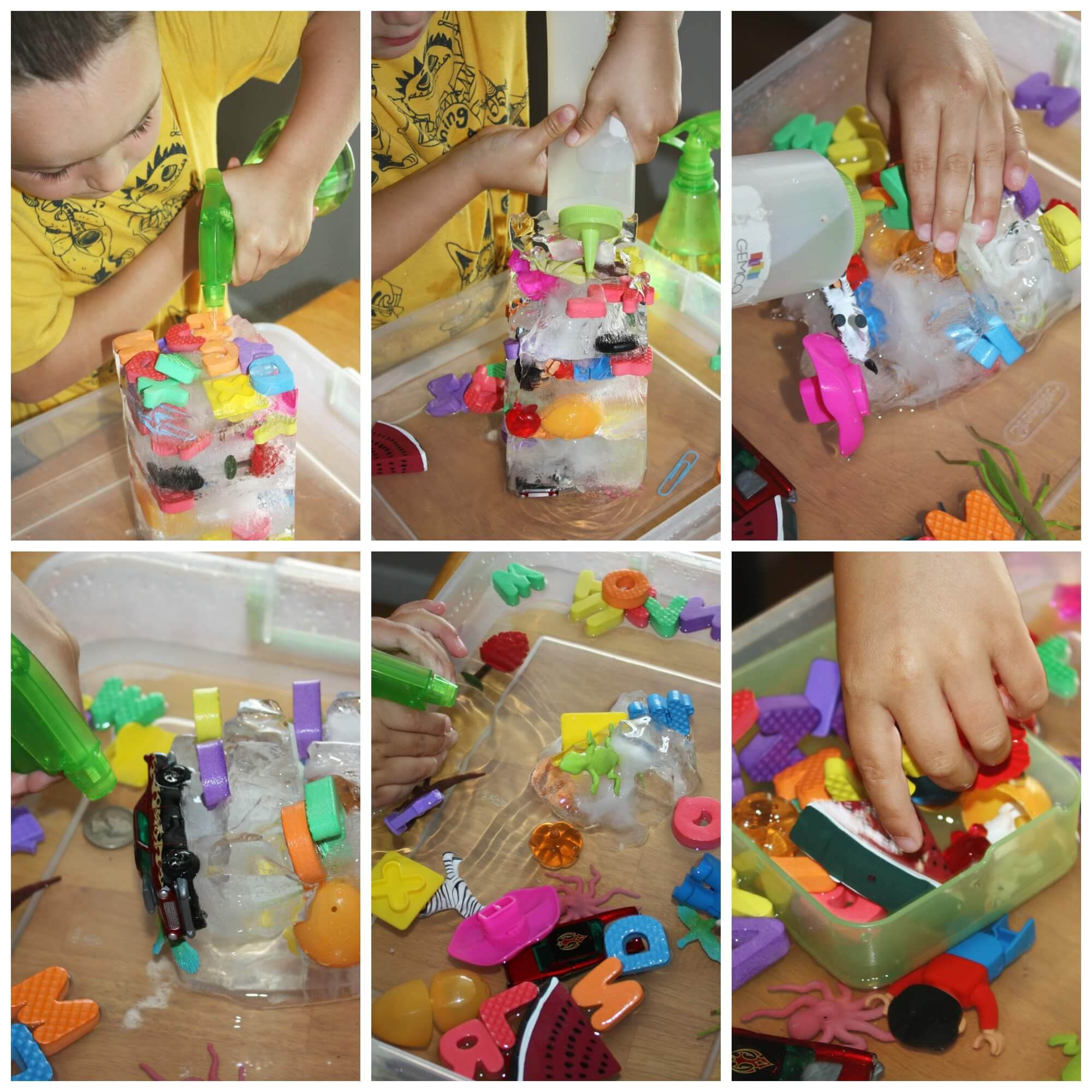 Letter Sounds Activity And Science Experiment