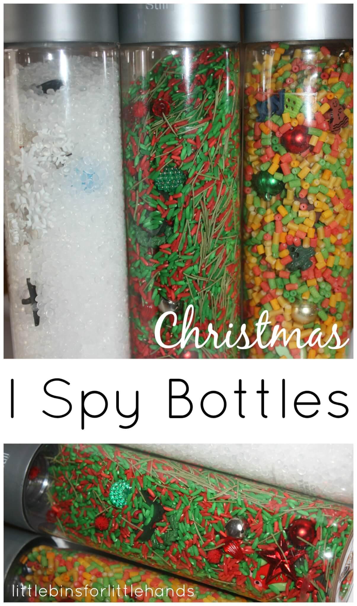 Christmas Tree I Spy Game For Kids