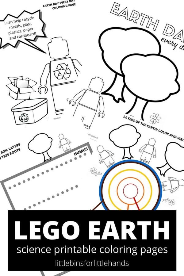 legos coloring pages # 32