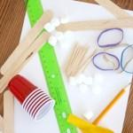 Easy Stem Challenges For Kids Little Bins For Little Hands