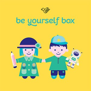 Be yourself box