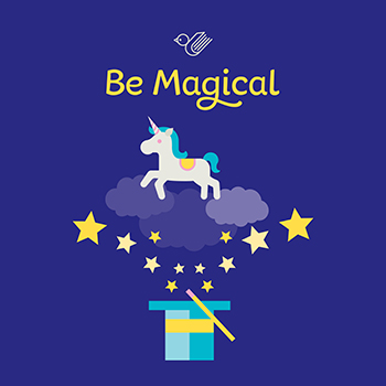 Be magical book box: $54.95