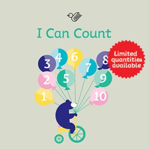 I can count book box - limited stock!