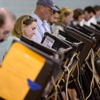 Ohio Working to Fix Ballot Problems by THE ASSOCIATED PRESS