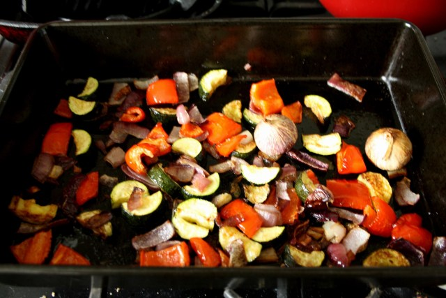 Roasted Veg