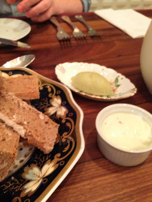 Bread & Homemade Toppings