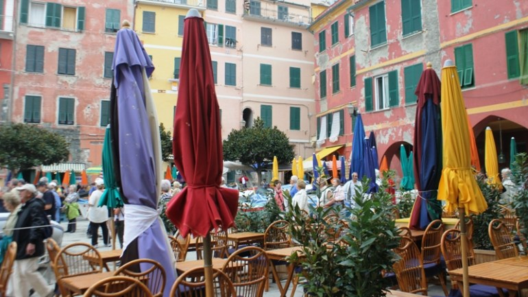A Day Trip to Cinque Terre