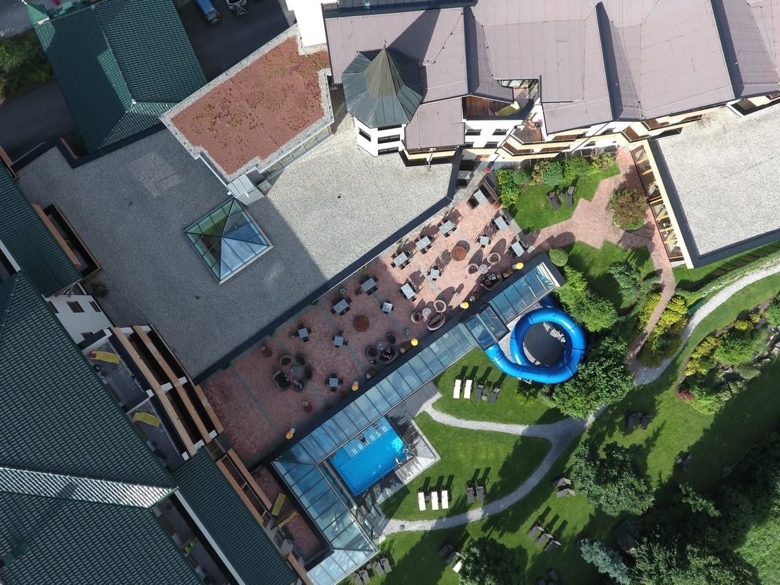 dron Sporthotel Sillian