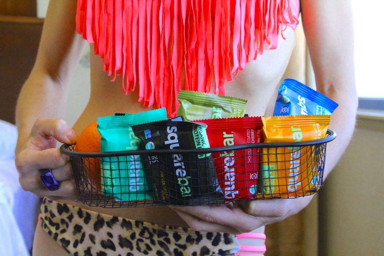 square bars flavors
