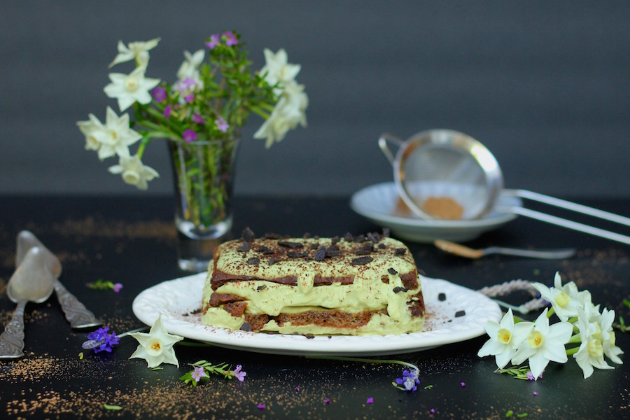AIP Tiramisu from the AIP Italian Cookbook