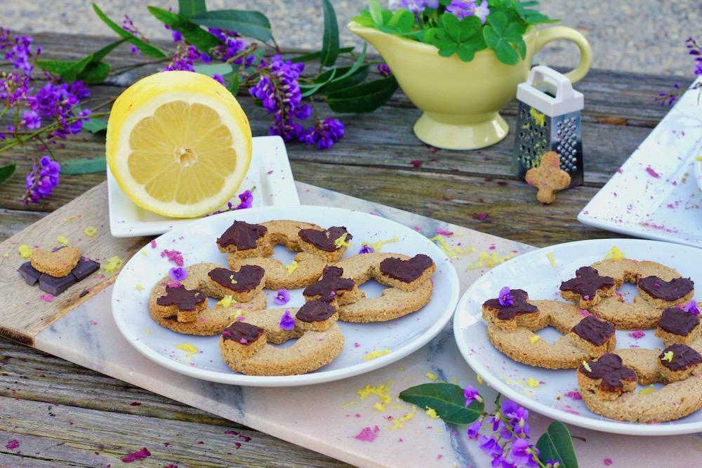 Paleo Valentines Cookies 7