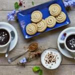 "AIP Paleo Cinnamon Roll Cookies & Cacao-Free Hot ""Chocolate"