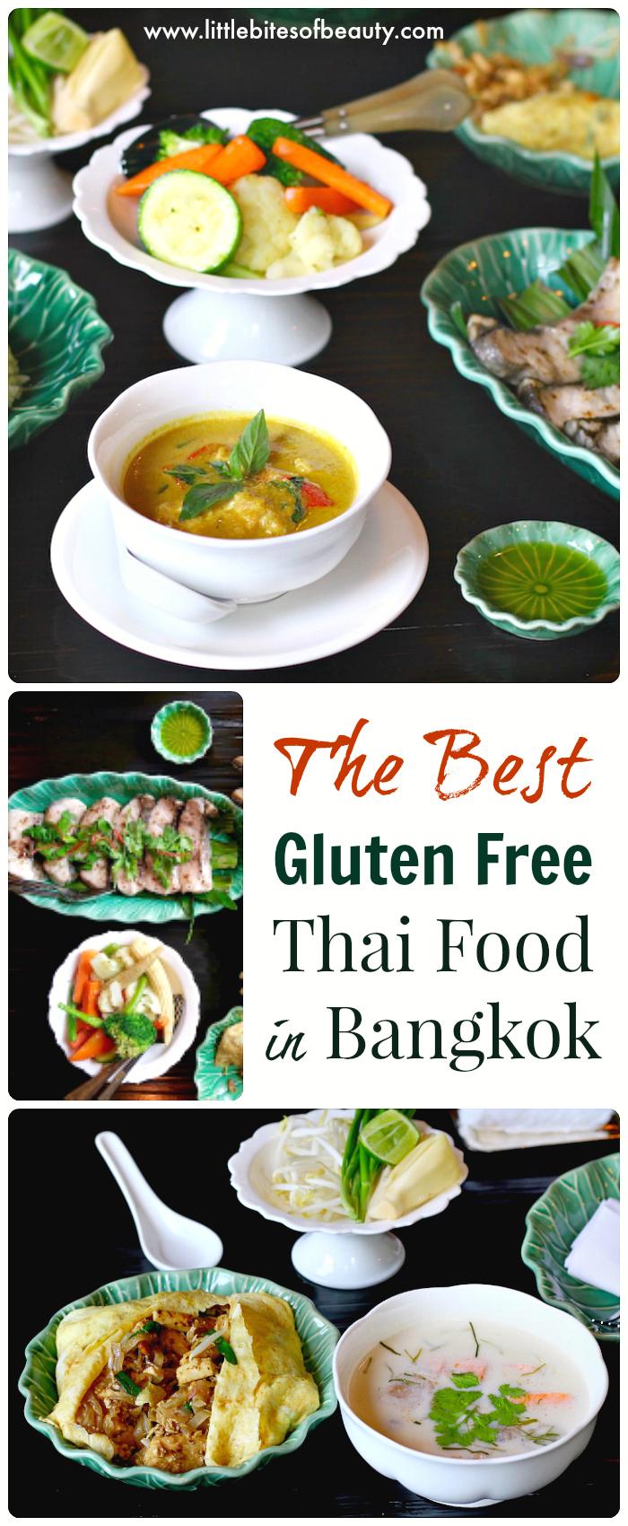 The Best Gluten Free Thai Food in Bangkok