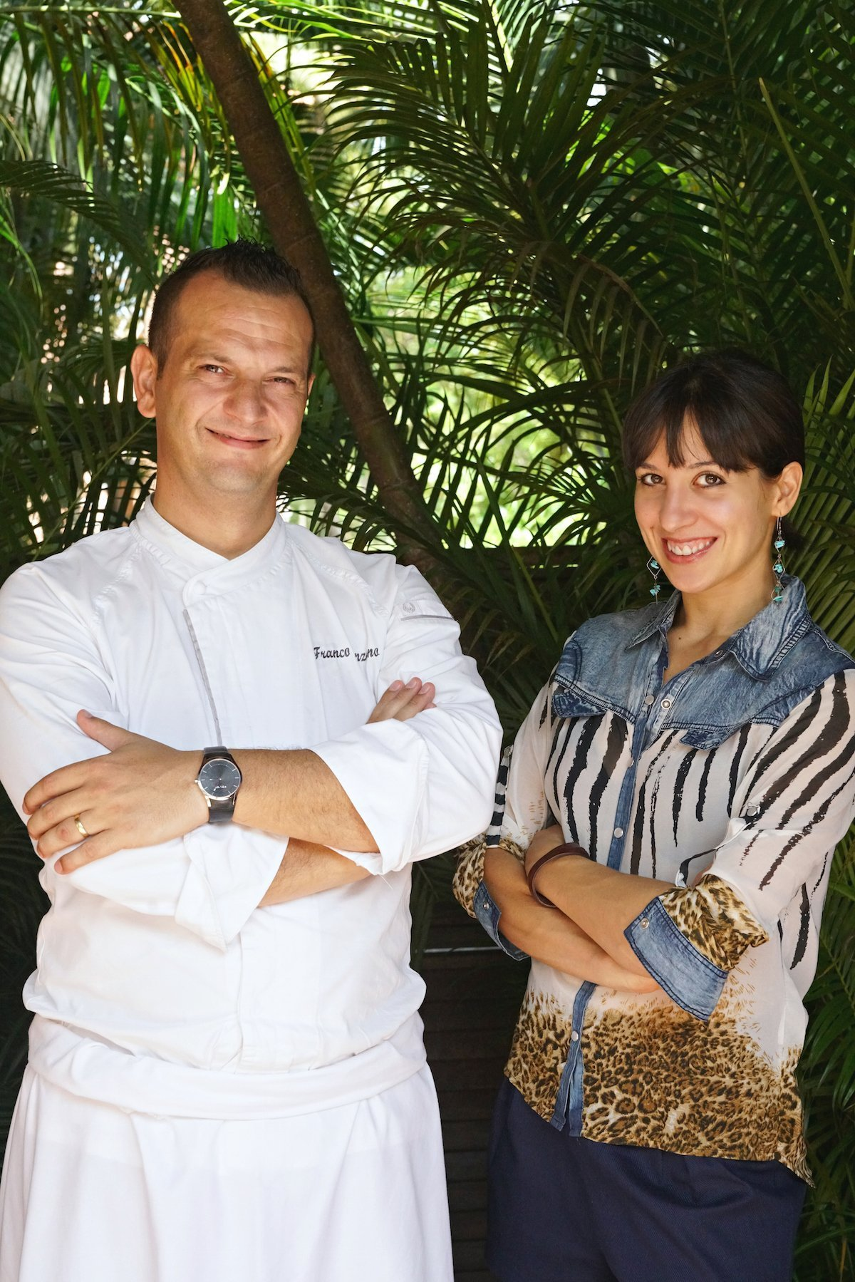 Ambra Torelli & the Park Hyatt Goa Chef copy