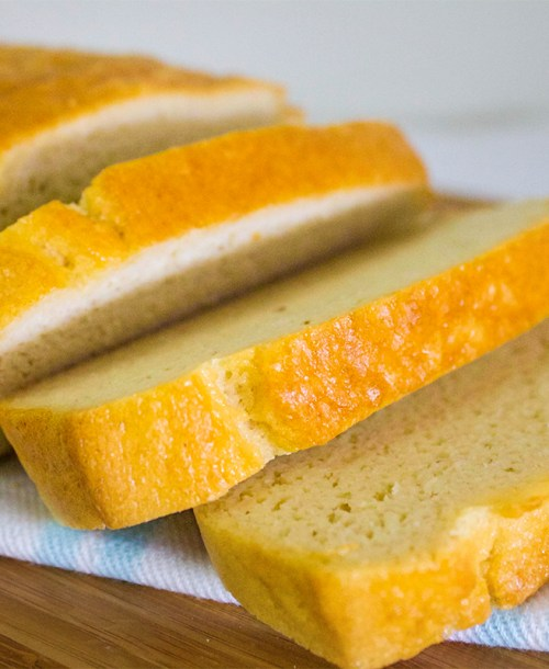 How To Make Paleo Bread Without Yeast. Casey-Lee @LiveLoveNourishAus's Secrets