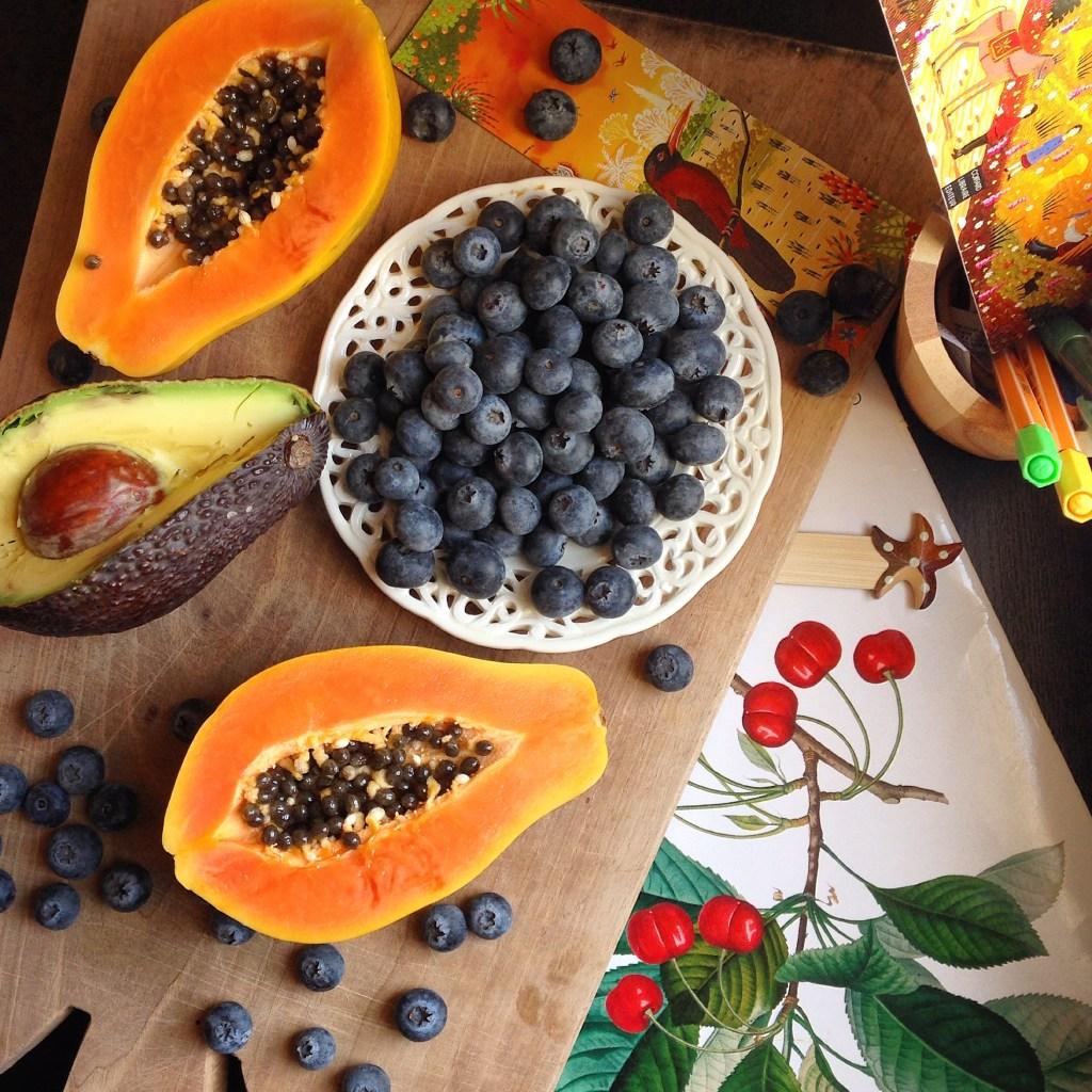 How to make a Papaya Boat