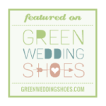 little bit heart - featured - green wedding shoes, autumn wedding inspiration