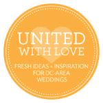 little bit heart - featured - united with love, tips for wedding day papergoods