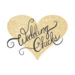 little bit heart - featured - wedding chicks, romantic industrial aqua and gray wedding ideas