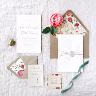 little-bit-heart_IRL_spring-floral-wedding-invitation-handlettering
