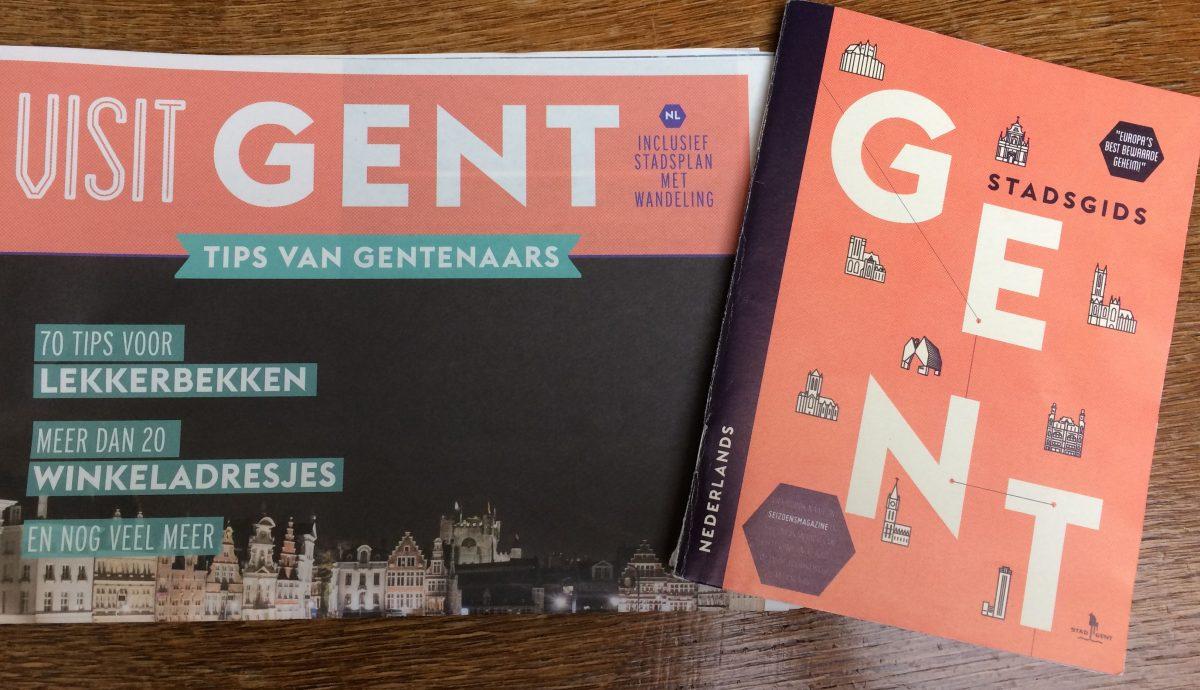 Cityguide Gent